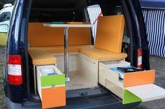 Aménager votre véhicule avec Le modèle EVASION vous permettra de transporter le confort avec vous durant votre séjour. Le modèle est composé de :Uncouchage dépliable de 195x115cmposé sur une structure suspendue en [...]