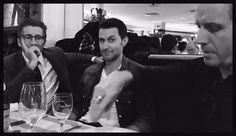 @MishkaForbes: Dinner w the boys @RCArmitage @LelandOrser #RhysIfans @BerlinStation @EpixHD (tweeted 15-12-2016, but taken earlier)