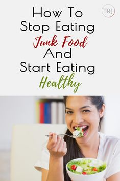 Trying to quit eating junk food and adapting to healthy eating habits is a tough challenge that many of us face. In this post, you will learn how you can stop eating junk food and start eating healthy instead. Plus find some healthy & delicious recipes.  #food #recipe #health #healthyfood #lifestyle How To Tr, Healthy Recipes, Gluten Free Recipes, Delicious Recipes, Healthy Eating Habits, Stop Eating, Junk Food, Yummy Food, Learning