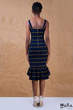 Raffia Clothing Presents Its 2015 Capsule Collection Using Ghana's Northern Gonja Cloth | FashionGHANA.com: 100% African Fashion
