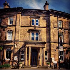 The Crescent Inn http://www.lifeinnortherntowns.com/2011/03/yorkshire-saltaire-ilkley-and-skipton.html