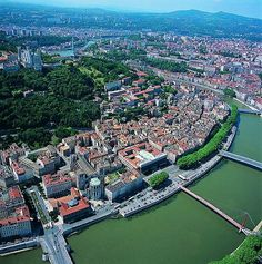 Lyon...Lived there for 1 year