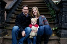 editorial style family portraits nyc