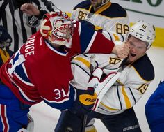When Carey Price got so mad. Hockey Pictures, Sports Pictures, Hockey Goalie, Hockey Players, Montreal Canadiens, Nhl, Hockey Rules, Buffalo Sabres, Buffalo Bills