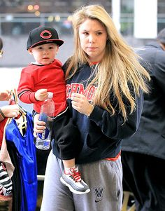 Teen Mom 2's Kailyn Lowry - This girl is only a teenager and she's already had kids! That's saying a lot about today's Girl Culture!