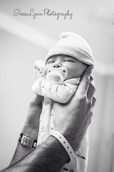 Newborn Hospital Photography ideas. Babies, newborn, kids, children photography ideas. InesLynn Photography. Miami, FL area .