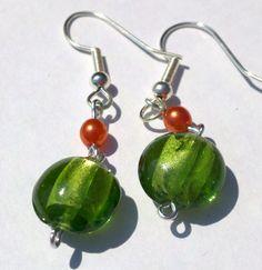 Item # 1108. Matching earrings. $13.00