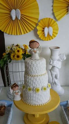 Cake Topper Angel