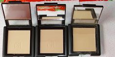*Nina's Bargain Beauty*: e.l.f Studio Pressed Powder Review Mac Studio Fix Dupe?