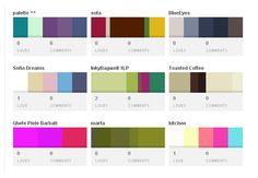¿Por qué me cuesta tanto mezclar colores? Descubrimiento a la vista! | La Garbatella: blog de decoración con estilo nórdico.
