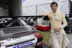 Heinz-Harald Frentzen fue uno de los protagonistas de la Fórmula 1 entre 1994 y 2003, años entre los cuales corrió para Sauber, Williams-Renault, Prost, Arrows y Jordan-Mugen-Honda. En 1997 tuvo su mejor año en la máxima categoría del automovilismo: ganó una carrera y terminó en siete oportunidades en el podio, lo que lo llevó a finalizar como subcampeón.