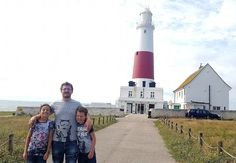 During our stay at Weymouth we decided to visit the Portland Bill lighthouse, it was a short drive from our accommodation at Waterside Holiday Park… Holiday Park, Days Out, Pisa, Lighthouse, Portland, Tower, Content, Building, Blog