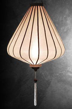 """Vietnamese Silk Lanterns 38""""  $19"""