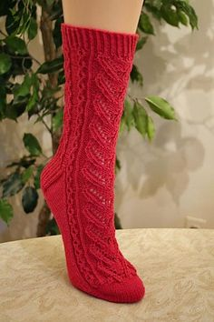 Ravelry: Heart to Heart Socks pattern by Wendy D. Crochet Socks, Knitting Socks, Crochet Clothes, Knit Crochet, Knitting Projects, Knitting Patterns, Sock Toys, Knit Shoes, Knit Picks
