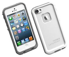【LIFEPROOF Japan 正規代理店品】 LifeProof fre iPhone 5 Case White