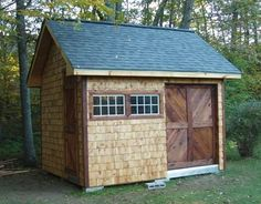 torage Sheds - Free woodworking plans, backyard projects, garden . How to build a shed, pictures and instructions, plus a list of free shed plans. Lots of free woodworking plans. Pallet Shed Plans, 8x12 Shed Plans, Shed Floor Plans, Shed House Plans, Free Shed Plans, Wood Plans, Garden Storage Shed, Outdoor Storage Sheds, Storage Shed Plans