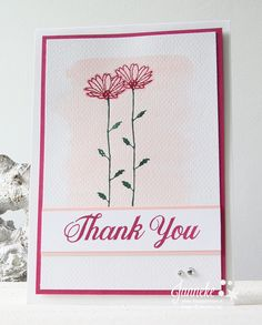 Happy Stampin' - Stampin' Up! - Daisy Delight