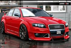 Audi R S4. Toys are not only for boys !!!!