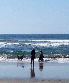 Beach playtime! :-D <3