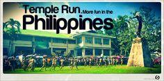 Oblation Run Tourism Department, More Fun, Slogan, Philippines, Social Media, Memes, Meme, Social Networks, Social Media Tips