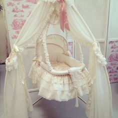 Swing bed... Covered