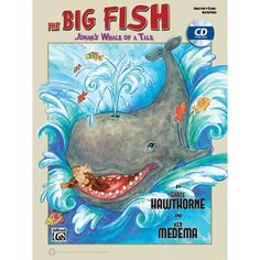 Alfred The Big Fish  - Christian Elementary Musical Director's Kit (Ha
