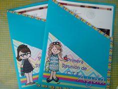 Educación en México , recursos educativos, estrategias didácticas TIC´S , primaria Folder Decorado, Islam For Kids, Ideas Para, Back To School, Safari, Diy And Crafts, Preschool, Teacher, Clip Art