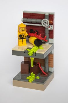 Featuring the best LEGO creations from the MOC community and highlighting amazing designs. Lego Poster, Lego Creative, Lego Machines, Lego Furniture, Niklas, Lego Sculptures, Micro Lego, Amazing Lego Creations, Lego Pictures