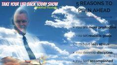 """ Ways to plan ahead"" With Ralf Friedrichs"