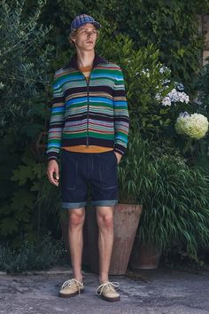 See the complete Missoni Spring 2018 Menswear collection.