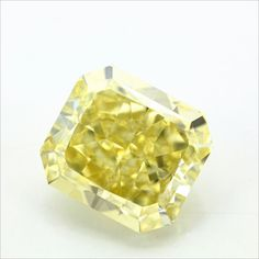 Shape: Radiant | Weight: 16.57ct | Color: Fancy Light Yellow | Clarity: SI1 | LAB: GIA  | Cert Link: http://download.certimage.com/Certificates/PP0486.pdf  #fancycolordiamonds #middiamonds #fancy #diamonds #diamond #mid #Radiant #GIA