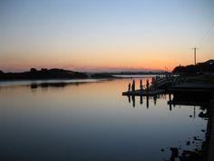 Sunset at . Sun Worship, Holiday Accommodation, Beaches, Chill, Australia, Holidays, Sunset, Water, People
