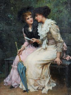"""The Love Letter"" by William Oliver"