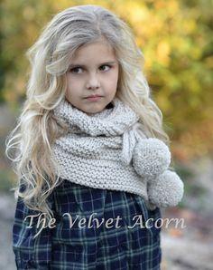Knitting Pattern Pinion Shawl toddler child by Thevelvetacorn Velvet Acorn, Knitting For Kids, Sewing For Kids, Crochet Shawl, Knit Crochet, Cowl Scarf, Courses, Knitting Patterns, Etsy