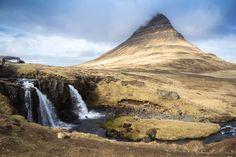 Kirkjufell mountain 463 m. n. m I C E L A N D  @slikino