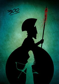 300 Rise of an Empire Minimalist Movie Poster by moonposter 300 Movie, Greece Mythology, War Film, Chroma Key, Film Base, God Of War, Great Movies, Photo Quality, Picture Frames
