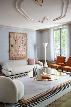 Interior Design Inspiration, Home Interior Design, Room Inspiration, Interior Decorating, Interior Colors, Interior Plants, Interior Ideas, Interior Styling, Design Living Room