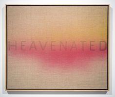 Heavenated by Ed Ruscha