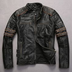 Dainese Vintage Pelle Leather Jacket Bikes And Riders