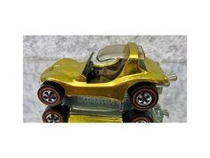 Mattel Hot Wheels Redline 1969 Lime Green