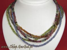 Pracownia Artystyczna GeoGut - biżuteria z kamieni naturalnych: Tanzanit, cytryn, oliwiny, labradoryt czy turmalin...