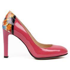 Pantofi din piele naturala Elsa