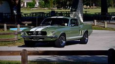 1967 Shelby GT500 Fastback 428/355 HP, 4-Speed presented as lot R465 at Kissimmee, FL 2016 - image1