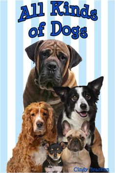 FREE Kids e-Book: All Kinds of Dogs