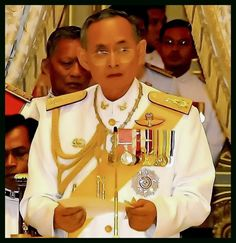 His Majesty, King Bhumibol Adulyadej, King of Thailand; Island Info, the Full Moon Party Experts offer quality tours and activities in Koh Samui and to Ang Thong National Marine Park, Koh Phangan, Koh Nang Yuan and Koh Tao. Real People - Real Service www.islandinfokohsamui.com