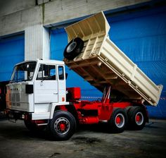 Dump Truck, Trucks, Cars, Vehicles, Historia, Autos, Truck, Car, Car