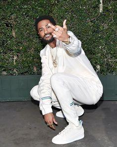 5e5c46a39da SPOTTED  Big Sean Wearing Puma Everything in LA