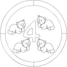 number-4-mandala-coloring.jpg 595 × 596 pixlar