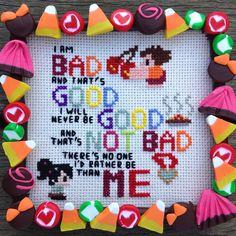 Wreck-it-Ralph Cross Stitch Crochet Lovey Free Pattern, Crochet Box, Small Cross Stitch, Cute Cross Stitch, Video Game Crafts, Craft Box, Craft Ideas, Vanellope Von Schweetz, Disney Cross Stitch Patterns