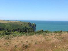 Vue depuis la côte, attractive sea view
